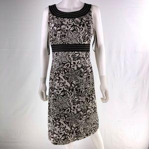 Ann Taylor LOFT Sleeveless Knee Length Dress 6